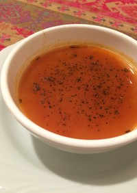 ブルグルピラフのリメイクスープ☆トルコ