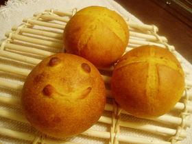かぼちゃぱん☆りんご酵母