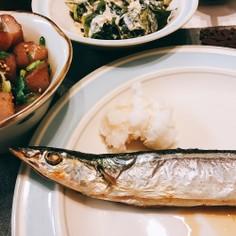 アメリカ オーブンで簡単焼き魚