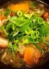 長崎島原の郷土料理!具雑煮
