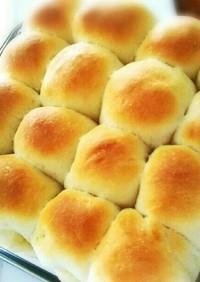 パン作り超初心者が作る 手捏ねちぎりぱん