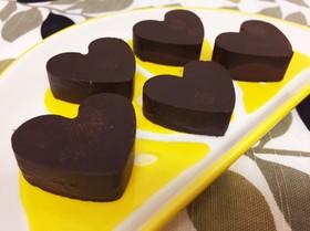 一番簡単★手作りチョコ