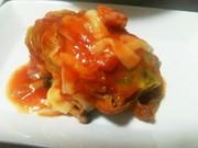 トマト缶で美味しいロールキャベツ*の写真