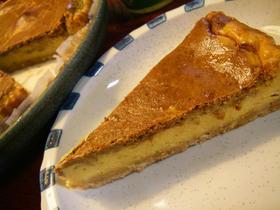パンプキンカルーアチーズケーキ