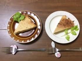 ダイエット!豆乳ヨーグルトおからケーキ