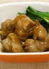 鶏肉のゆずマーマレード煮