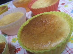 スフレ風チーズケーキ