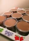 ふわふわチョコレートムース