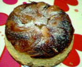 サツマイモのチーズケーキ