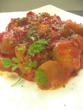 なすのとろとろ❤ トマト煮