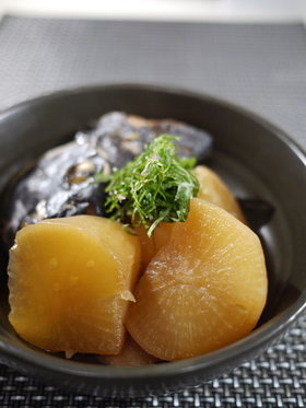 大根のアラ煮