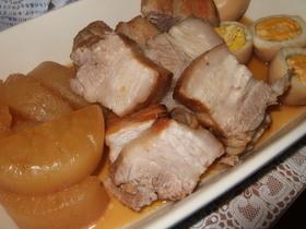 お家で本格★大根と豚バラの中華煮