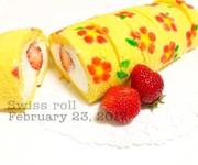 ひな祭り☆HMで簡単☆デコロール☆ケーキの写真
