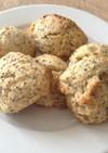 ポピーシードレモンクッキー(サクッと系)
