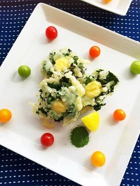 食の山梨:プチベールとチーズのフリット