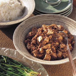 オリジナル麻婆豆腐