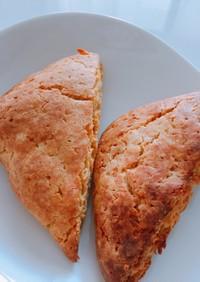 大豆粉ビスケットスコーン糖質1つ5.7g