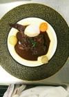 コックオーバン★鶏もも肉の赤ワイン煮