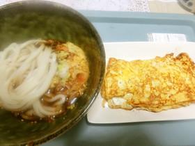 貝柱入りの厚焼き卵