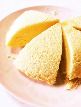 しっとり♡おからパウダー♡レンジ蒸しパン