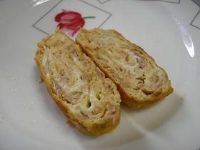 卵焼き ★ ツナ&チーズ
