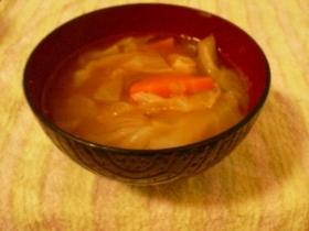 これはスープというより鍋?