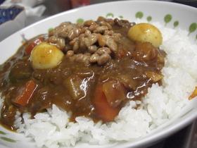 カレ-de納豆