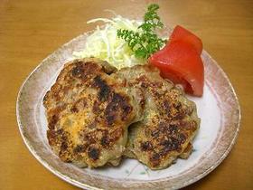 ★納豆のカリカリチーズ焼き
