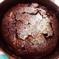簡単!15分でガトーショコラ風ケーキ!