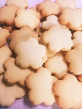 口の中でホロホロ溶ける型抜きクッキー☆