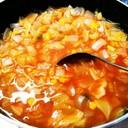 ダイエット☆脂肪燃焼デトックススープ
