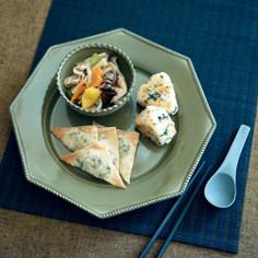 八宝溜菜(ハッポウリウツァイ)のセット