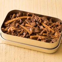 牛肉とごぼうのプルコギ