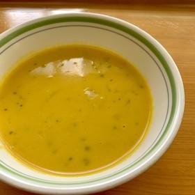 すくなかぼちゃのスープ
