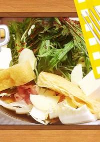✿我が家の韓国風チゲ鍋✿
