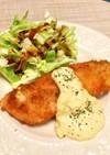 サクサク♡甘塩鮭のフライ♡タルタルソース