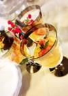 オトナの雛祭り 春色ミルフィーユサラダ