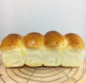 パウンドケーキ型でミニ山食*HB