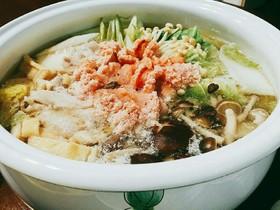 ✿明太子鍋✿ 我が家No.1鍋