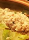 簡単☆お鍋に♫割烹の味!鶏だんご