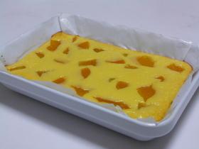ヘルシーチーズケーキ ◎桃バージョン