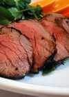 昆布と塩麹で簡単! 熟成肉 牛肉編