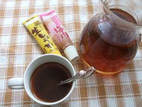 梅醤番茶 ~胃腸が辛い時に~