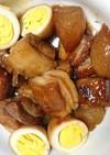 炊飯器で簡単豚の角煮