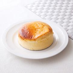 豆腐のスフレチーズケーキ