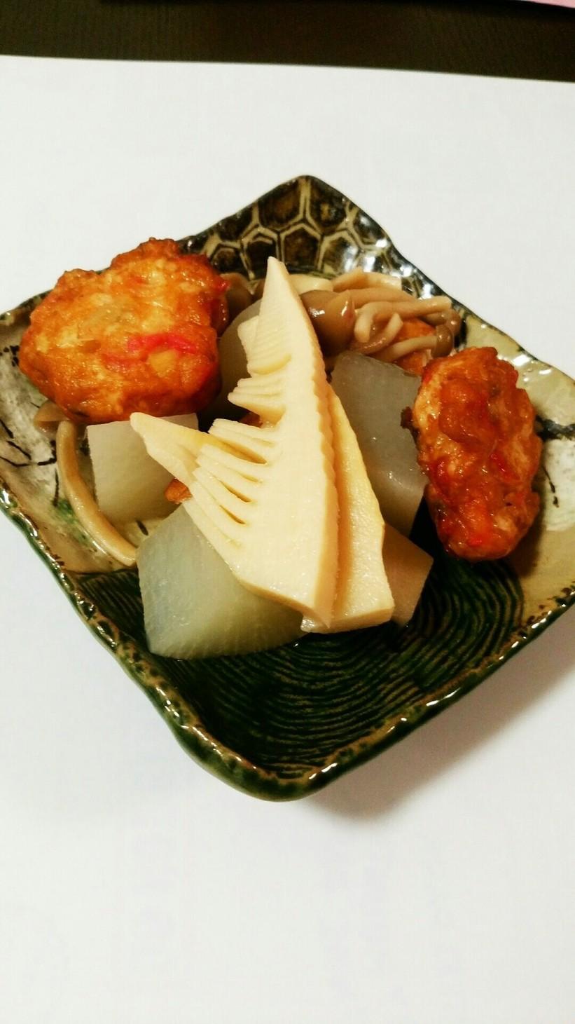 春到来⭐簡単タケノコの煮物