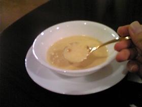 あったかコーンスープとき卵いり