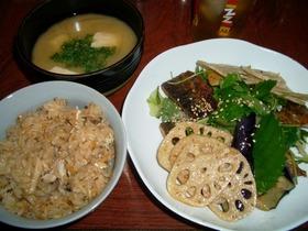 超簡単 秋刀魚の炊き込みご飯