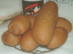 HB♪バナナチョコスティックパン