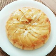 超簡単!炊飯器でりんごのケーキ